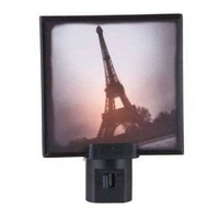 Eiffel Tower Night Light by LinMar Treasures