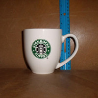 2007 Starbucks Mug 14 Oz Green Logo 4.25 Inch on eBay!