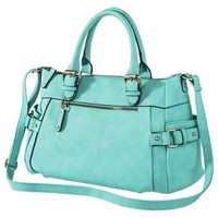 Merona® Satchel Handbag with Crossbody Strap