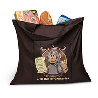 ThinkGeek :: +10 Bag of Groceries