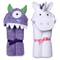 ThinkGeek :: Kids Hooded Towels