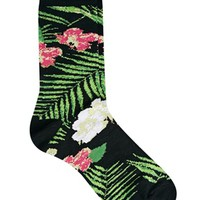 ASOS Socks With Tropical Design