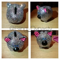 Sparkle Mini Piggy Bank