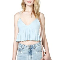 Highway to Heaven Crop Top