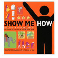 Show Me How Book - Urban Outfitters