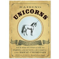 Raising Unicorns Book - Urban Outfitters
