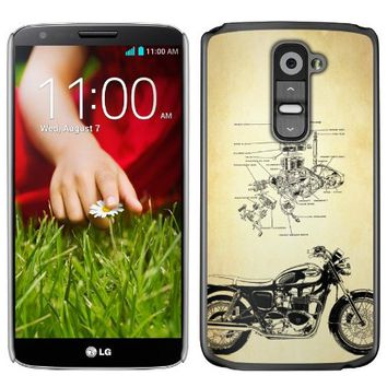 Cellet Motorcycle Proguard Case for LG G2