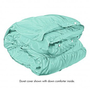 Wake Up Frankie - Romancing the Ruffles Duvet - Spa Blue (Pre-Order!) : Teen Bedding, Pink Bedding, Dorm Bedding, Teen Comforters