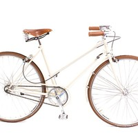Garbo Women's 1-Speed - White