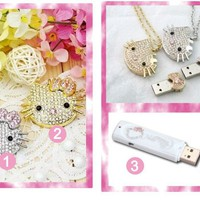 Hello Kitty USB Flash Drives