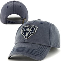 '47 Brand Chicago Bears Palmetto Adjustable Hat - Navy Blue