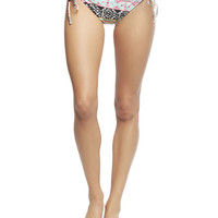 Tribal Stripe Swim Bottom | Wet Seal