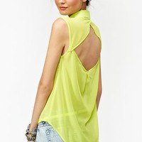 Highlighter Shirt in What's New at Nasty Gal