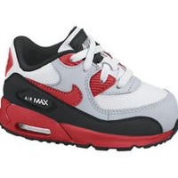 The Nike Air Max 90 (2c-10c) Toddler Boys' Shoe.