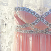 Spool Couture Desert Peach Dress
