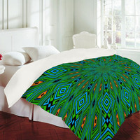 DENY Designs Home Accessories | Lisa Argyropoulos Urban Aztec Duvet Cover