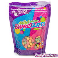 Wonka Mini Chewy SweeTarts Candy: 12-Ounce Bag | CandyWarehouse.com Online Candy Store