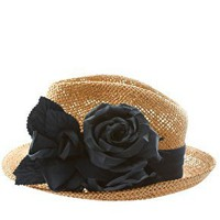 Reiss | Reiss Edmund Flower Trilby Hat at ASOS