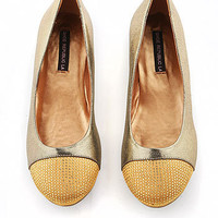 Gold Dust Flats - Cute Flats at Pinkice.com