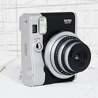 Fujifilm Instax Mini 90 Set Camera in Black - Urban Outfitters