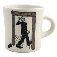 Browsing Store - Lincoln Mug