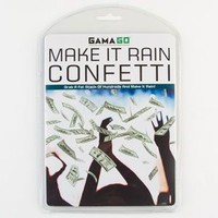 GAMA GO Make It Rain Confetti