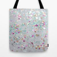 Surprise Party Tote Bag by Lisa Argyropoulos