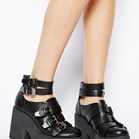 ASOS ENEMY Ankle Boots