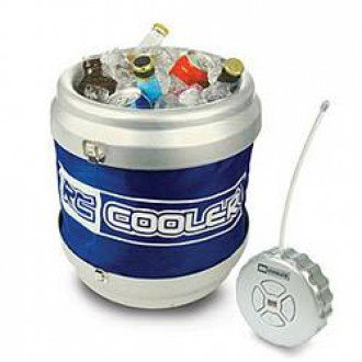 Radio Controlled Beverage Cooler | X-treme Geek