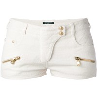 Balmain Quilted Shorts