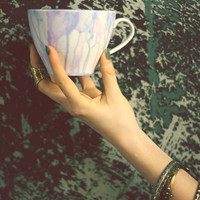 DIY Watercolor Mug - Free People Blog