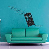 We Are All Stories - Doctor Who - Wall Decal