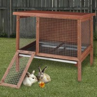 Ware Manufacturing Heavy Duty Rabbit Hutch, Large - Tractor Supply Co.