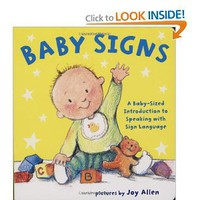 Baby Signs [Board book]