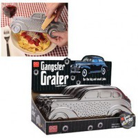 Gangster Grater - resemble retro mob car | X-treme Geek