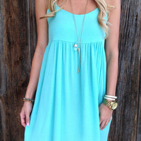 Beach Front Babydoll Dress