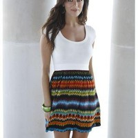 AZTEC PRINT 2-IN-1 DRESS | Body Central