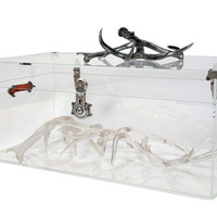 Bella Lucite Trunk - Tonic Home