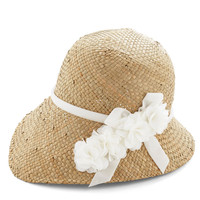 Pure Edith Hat in White | Mod Retro Vintage Hats | ModCloth.com