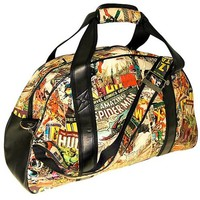 Marvel Retro Gym Bag by BB Designs USA
