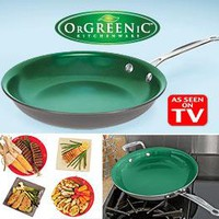 Orgreenic™ Pans @ Harriet Carter