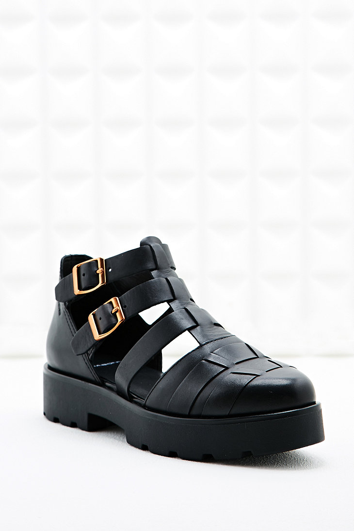 Vagabond Aurora Cut-Out Shoes - Urban from Urban Outfitters