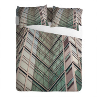 Catherine McDonald City Chevron Sheet Set