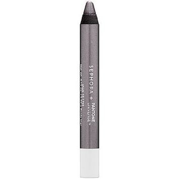 SEPHORA + PANTONE UNIVERSE Jumbo Waterproof Eye Pencil - Elemental Energy Earth - Shark 0.11 oz
