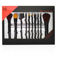 e.l.f. 10 Piece Brush Set