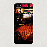Central Perk Interior Design F.R.I.E.N.D.S Friends iPhone 4 4s 5 5s 5c Samsung Galaxy S3 S4 Case