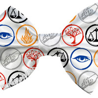 Divergent Factions - Dimeycakes - Hair Bows, Cases, & Apparel