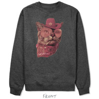Cat Crew Sweatshirt – J skis