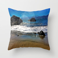 From whence we came Throw Pillow by DuckyB (Brandi)