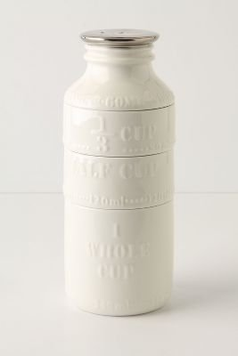 Milk Bottle Measuring Cups-Anthropologie.com